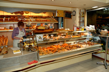 photo boulangerie patisserie interieur