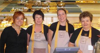 Photo boulangerie Equipe